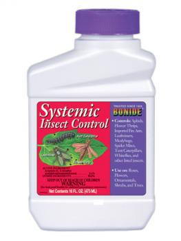 Systemic Insect Control Concentrate Pint