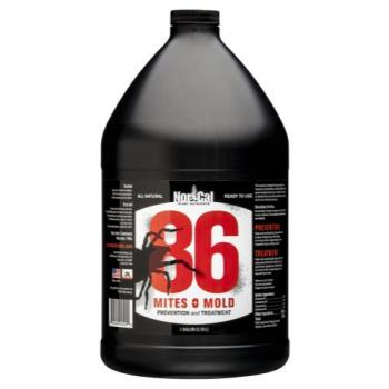 86 Mites and Mold 1 Gallon RTU (4/Cs)