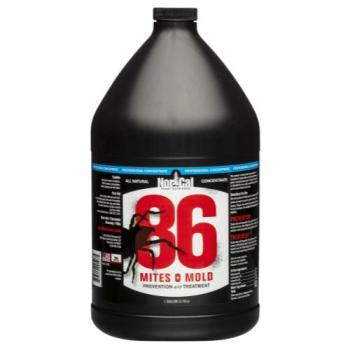 86 Mites and Mold 1 Gallon PRO Concentrate (Makes 51 Gallons) (1/Cs) (Special Order)