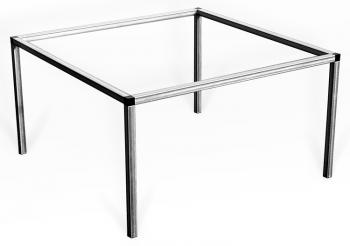 "ECONO 3 X 3 ECONO TABLE FRAME - 35"" X 35"" X 19.25"""