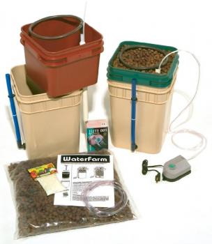 "WATERFARM® COMPLETE SYSTEM - 9"" X 9"" X 15"""