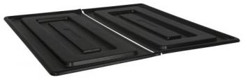 Flo-n-Gro Black 100 Gallon Reservoir Lid (2 Pieces)