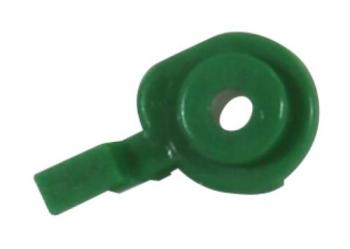 JAIN Irrigation Octa-Bubbler 20 GPH Flow Control Device - Green (8/Bag)