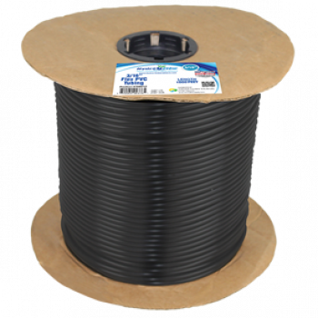 Hydro Flow Flex PVC Tubing .240 OD x .160 ID 50 ft (20/Cs)