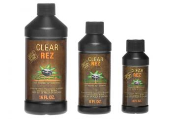 EZ-CLONE� CLEAR REZ 8 OZ. (12/CASE)