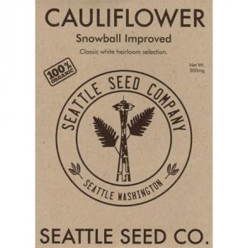 Cauliflower - Snowball Improved OG (Case of 6)