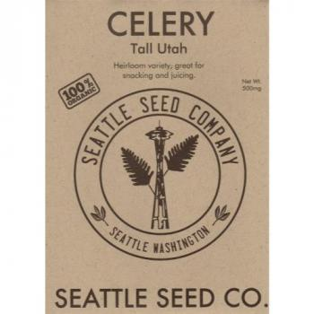 Celery - Tall Utah OG (Case of 6)