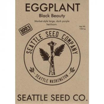 Eggplant - Black Beauty OG (Case of 6)