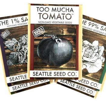 Boxed Seed Collection - The Starter Garden (Case of 4)