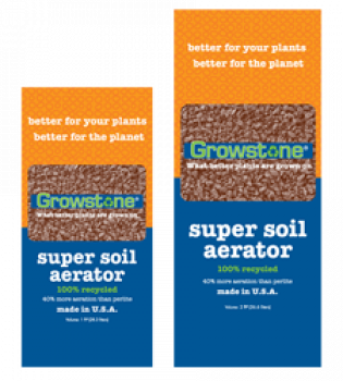 Growstones Super Soil Aerator - 1 cu ft