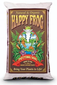 FOX FARM HAPPY FROG� SOIL 2.0 CU FT 52 LBS (46/PALLET)