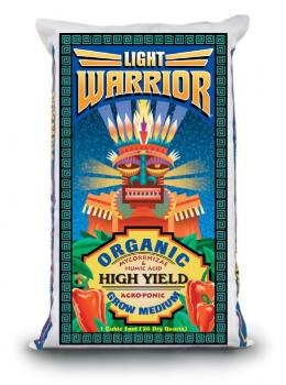 FOX FARM LIGHT WARRIOR® SOIL 1 CU FT 11.5 LBS (75/PALLET)
