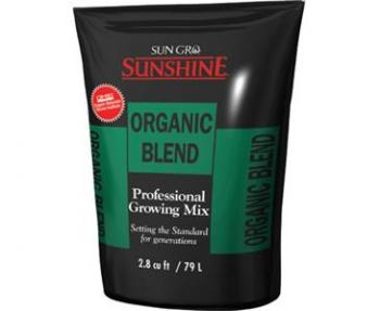 SUNSHINE GROWERS ORGANIC BLEND 2.8 CU FT (42/pallet)