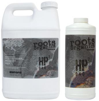 ROOTS ORGANICS HP2 LIQUID BAT GUANO - QUART SIZE