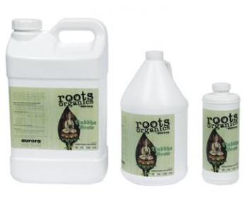 ROOTS ORGANICS BUDDHA GROW 2-0.5-1.5 - 5 GALLON (1/CASE) - (SPECIAL ORDER ONLY)