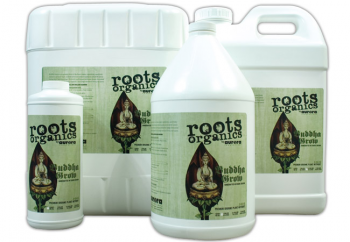 ROOTS ORGANICS BUDDHA GROW 2-0.5-1.5 - 2.5 GALLON (2/CASE)