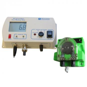 Milwaukee MC720 pH Controller w/ Dosing Pump Kit / Doser