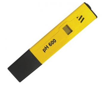 PH600-AQ PH METER 10/CS
