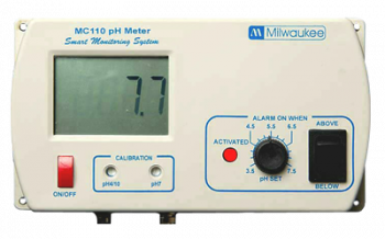 Milwaukee pH Monitor MC110