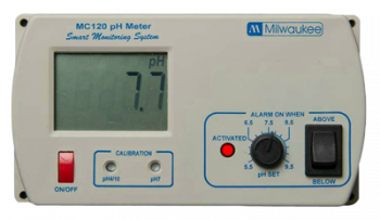 Milwaukee pH Monitor MC120