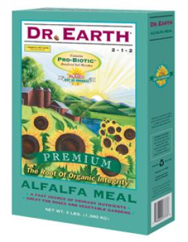 DR. EARTH� ALFALFA MEAL 2-1-2 - 25 LB SIZE (1/CASE)