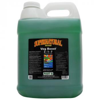 Supernatural Veg Boost 10 Liter (2/Cs)