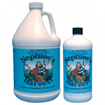 Neptunes Harvest Fish and Seaweed Fertilizer Gallon (4/Cs)