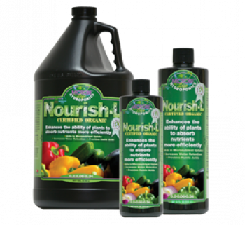 Microbe Life Nourish-L Quart (12/Cs)