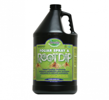 Microbe Life Foliar Spray & Root Dip Gallon (4/Cs)