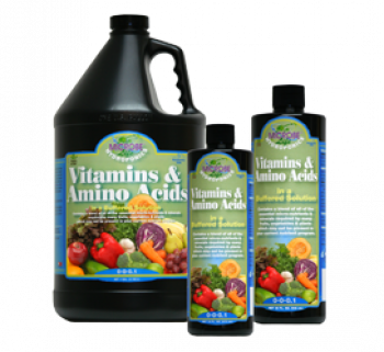 Microbe Life Vitamins & Amino Acids Gallon (4/Cs)