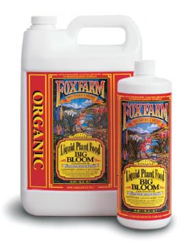 FOX FARM BIG BLOOM™ 0-4-0 2.5 GALLON  (2/CASE)
