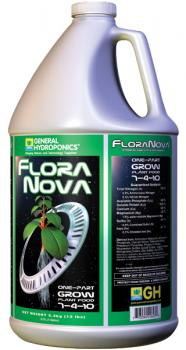 FLORANOVA™ GROW GALLON (4/CASE)