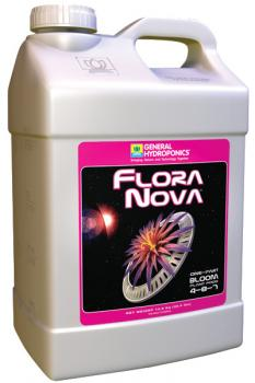 GHBB® FLORANOVA™ BLOOM 2.5 GAL (2/CASE)S)
