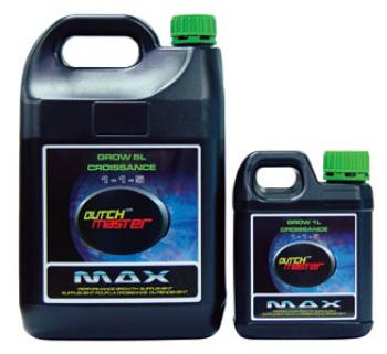 DUTCH MASTER� MAX GROW 1-1-5 - 34OZ (12/CASE)