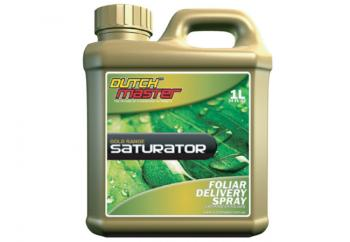 DUTCH MASTER� GOLD SATURATOR (Formerly PENETRATOR GOLD) 0-0-0 - 1.3 GAL  (2 x 5L/CASE)