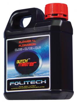 DUTCH MASTER� FOLITECH FLOWER .06-.13-.3 - 34OZ (12/CASE) (Special Order)
