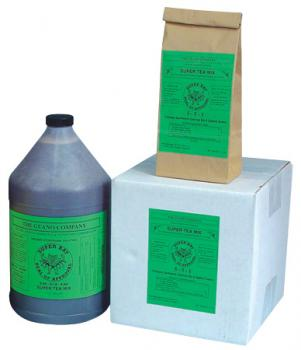 SUPER TEA LIQUID .05-.10-.02 - GALLON (6/CASE)
