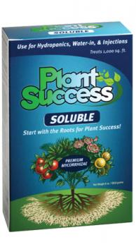 PLANT SUCCESS SOLUBLE MYCORRHIZAE 4 OZ