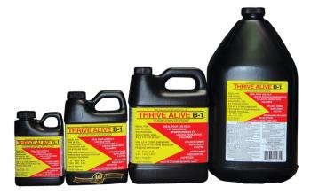 TECHNAFLORA® THRIVE ALIVE™ B-1 RED 4 LTR. (4/CASE)