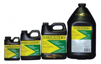 TECHNAFLORA® THRIVE ALIVE™ B-1 GREEN OMRI LISTED 4 LTR. (4/CASE)