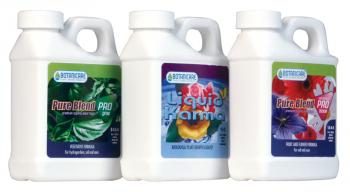 BOTANICARE� PURE BLEND� 8 OZ. SOIL KIT (INCLUDES 1 BOTTLE EACH OF PRO GROW, LIQUIID KARMA, PRO SOIL)