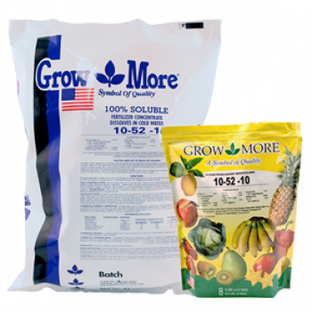 Grow More Water Soluble (10-52-10) 5 lb (10/Cs)