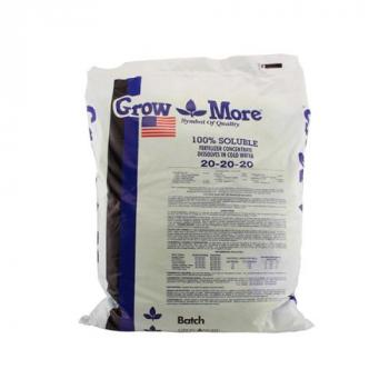 Grow More Water Soluble (20-20-20) 5 lb (10/Cs)