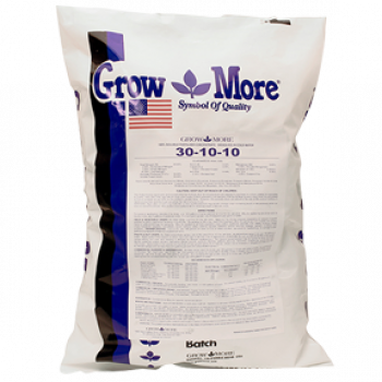 Grow More Water Soluble (30-10-10) 25 lb
