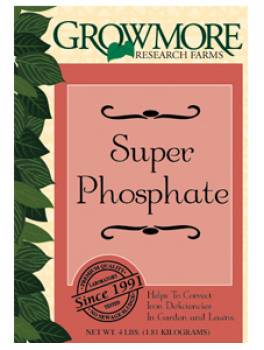 Grow More Triple Super Phosphate 4lb (10/Cs)