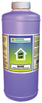 pH UP GALLON (4/CASE)