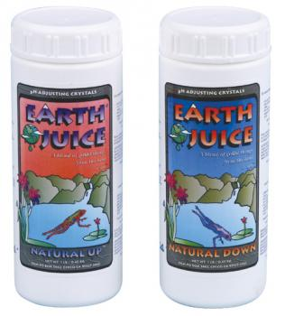 EARTH JUICE NATURAL pH CONTROLLER UP 2 LB (12/CASE)