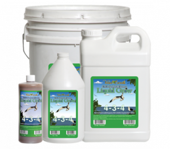 Vital Earth's O.G. Seabird Guano Liquid Grow 4-3-4 2.5 Gallon