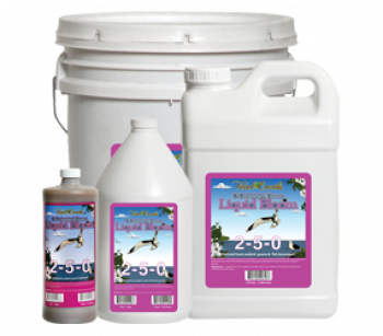 Vital Earth's O.G. Seabird Guano Liquid Bloom 2-5-0 2.5 Gallon