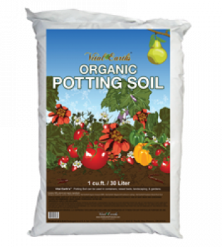 Vital Earth's O.G. Potting Soil 1CUFT
